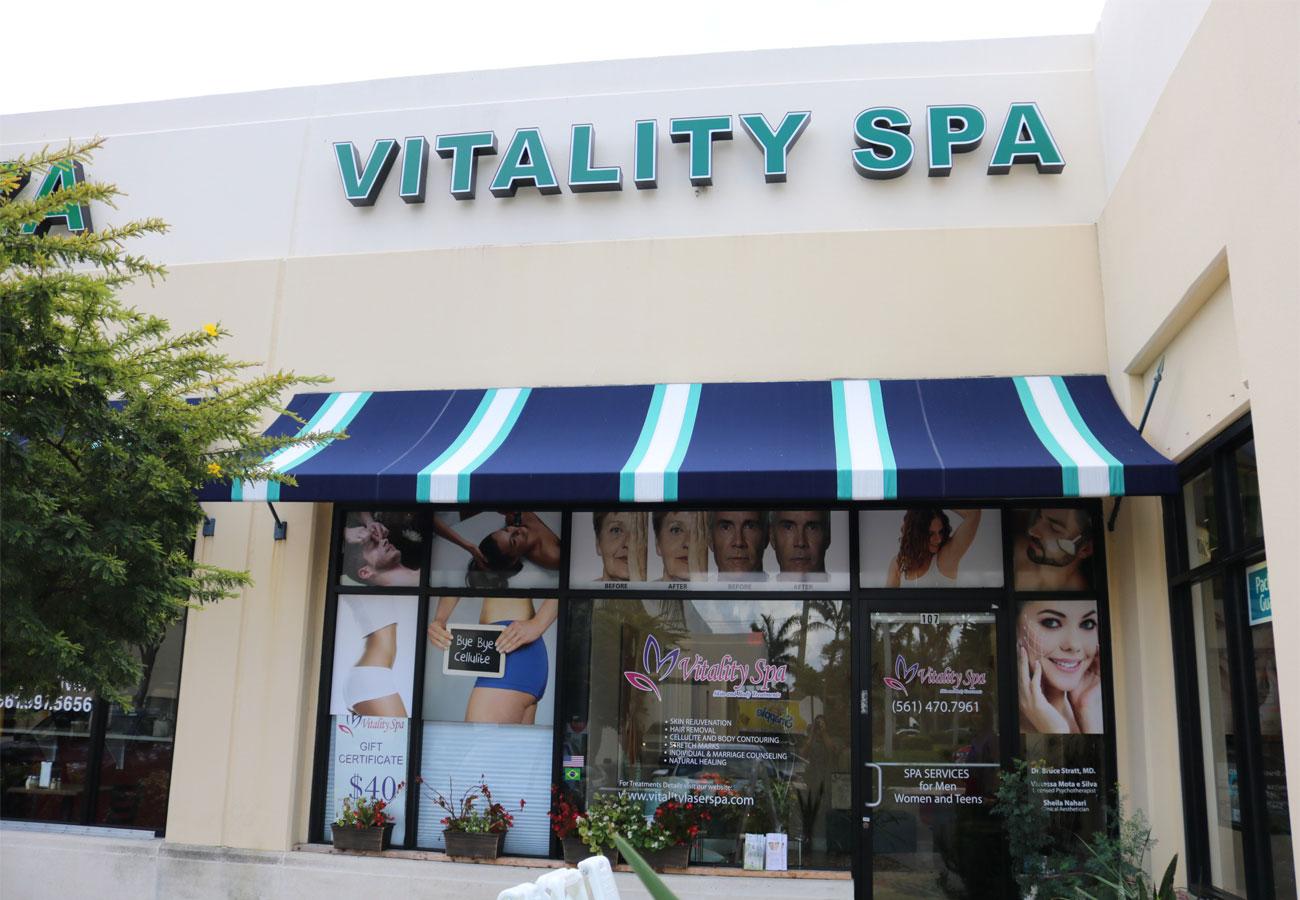 Vitality Spa- Boca Raton Florida